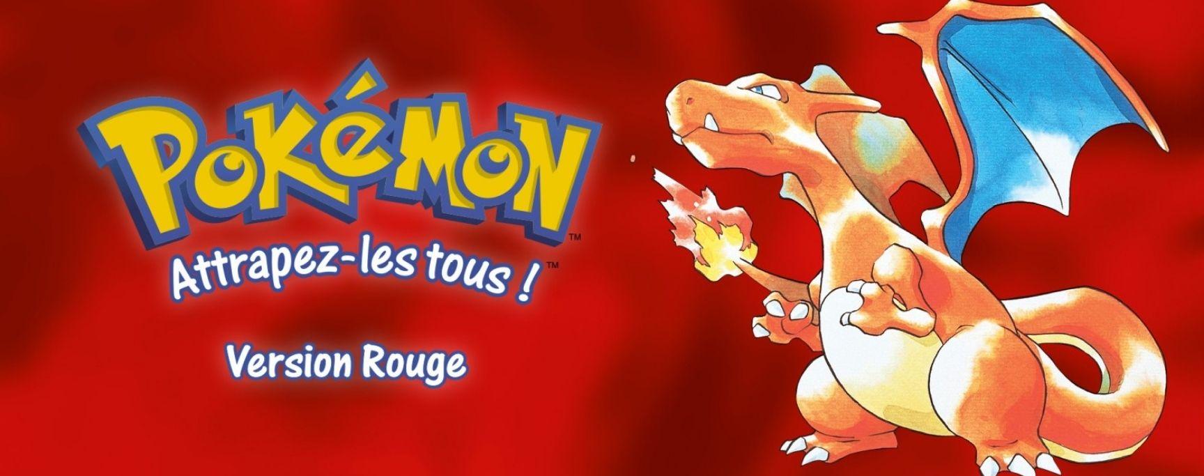 pokemon rouge