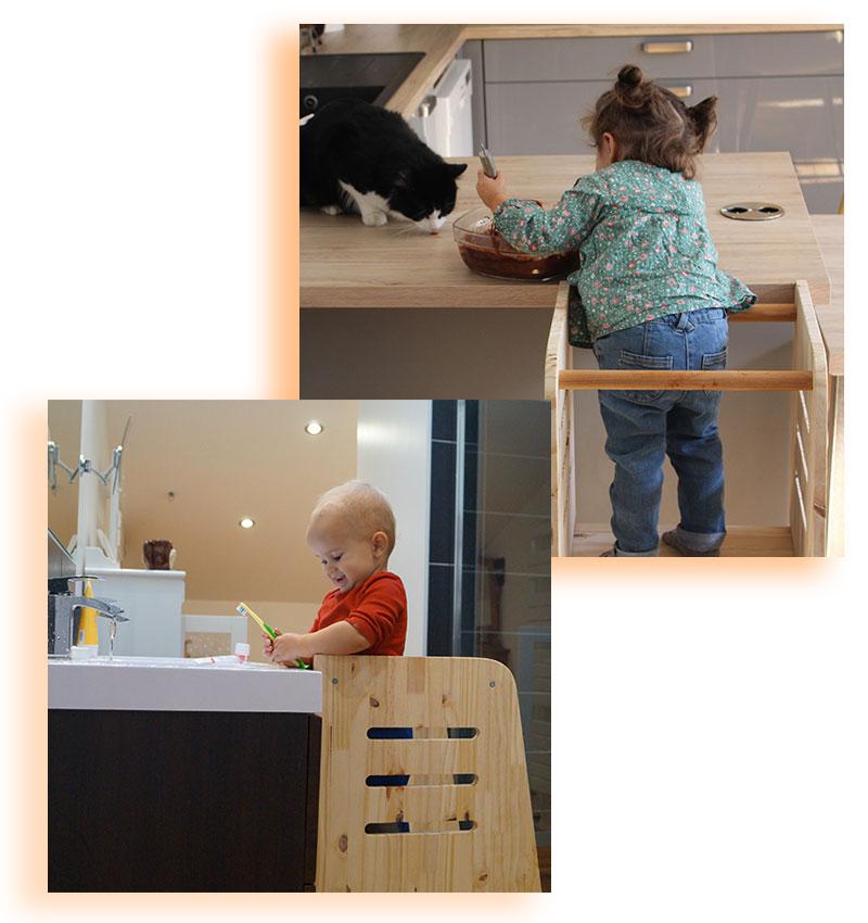 Pédagogie Montessori - Canéo