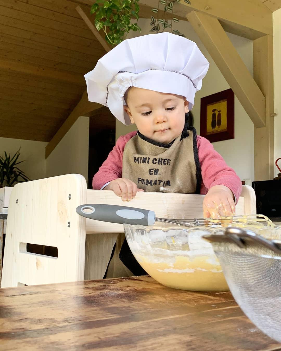 tour apprentissage mini chef cuisine