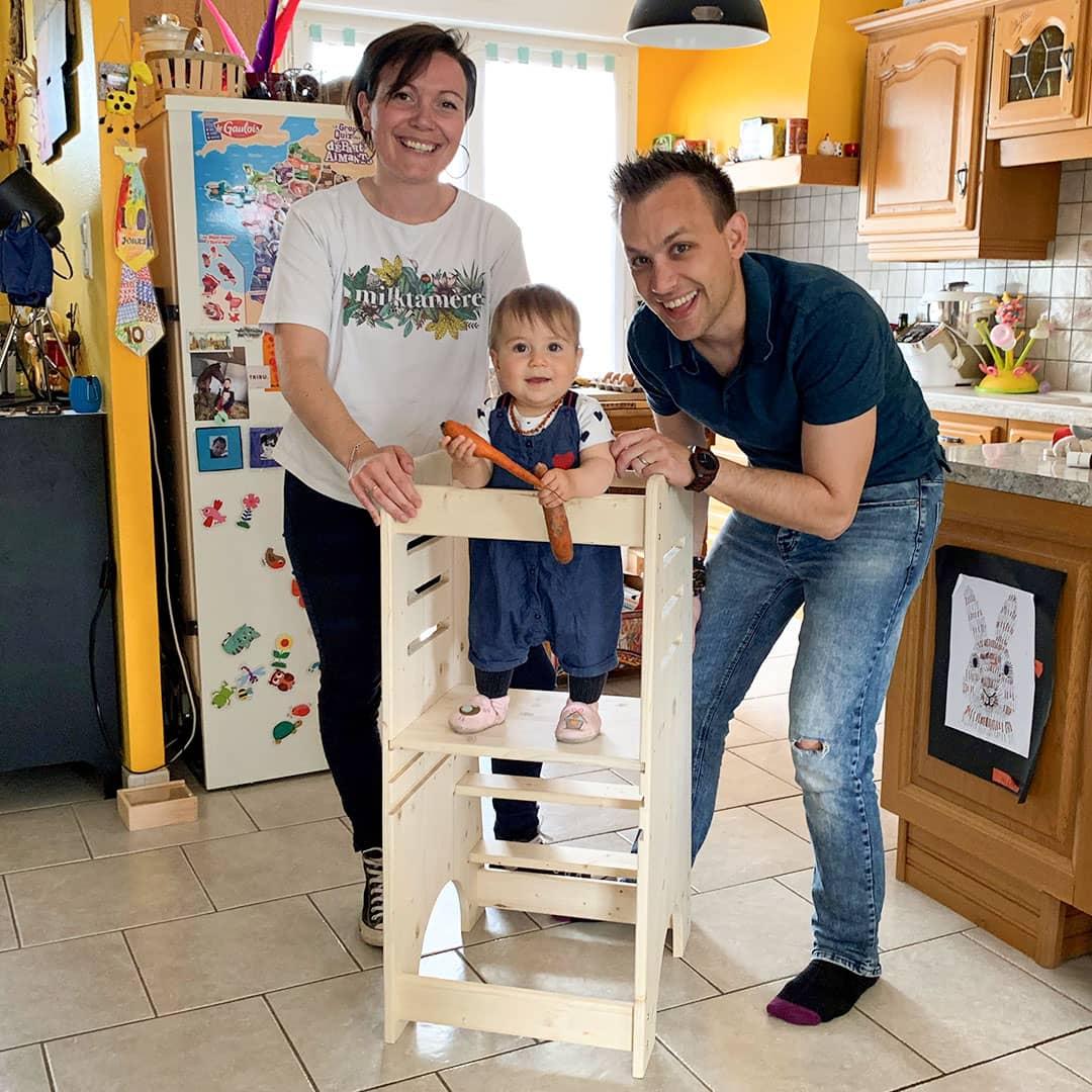 tour observation famille enfant