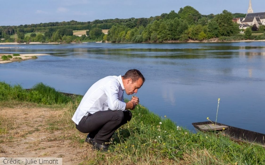 Christophe Hay chef étoilé boeuf wagyu