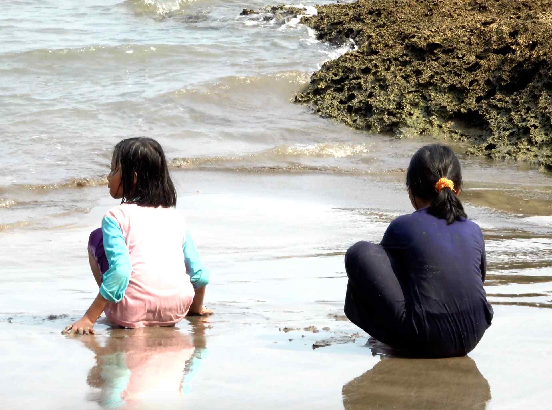 éduquer les enfants à l'écologie