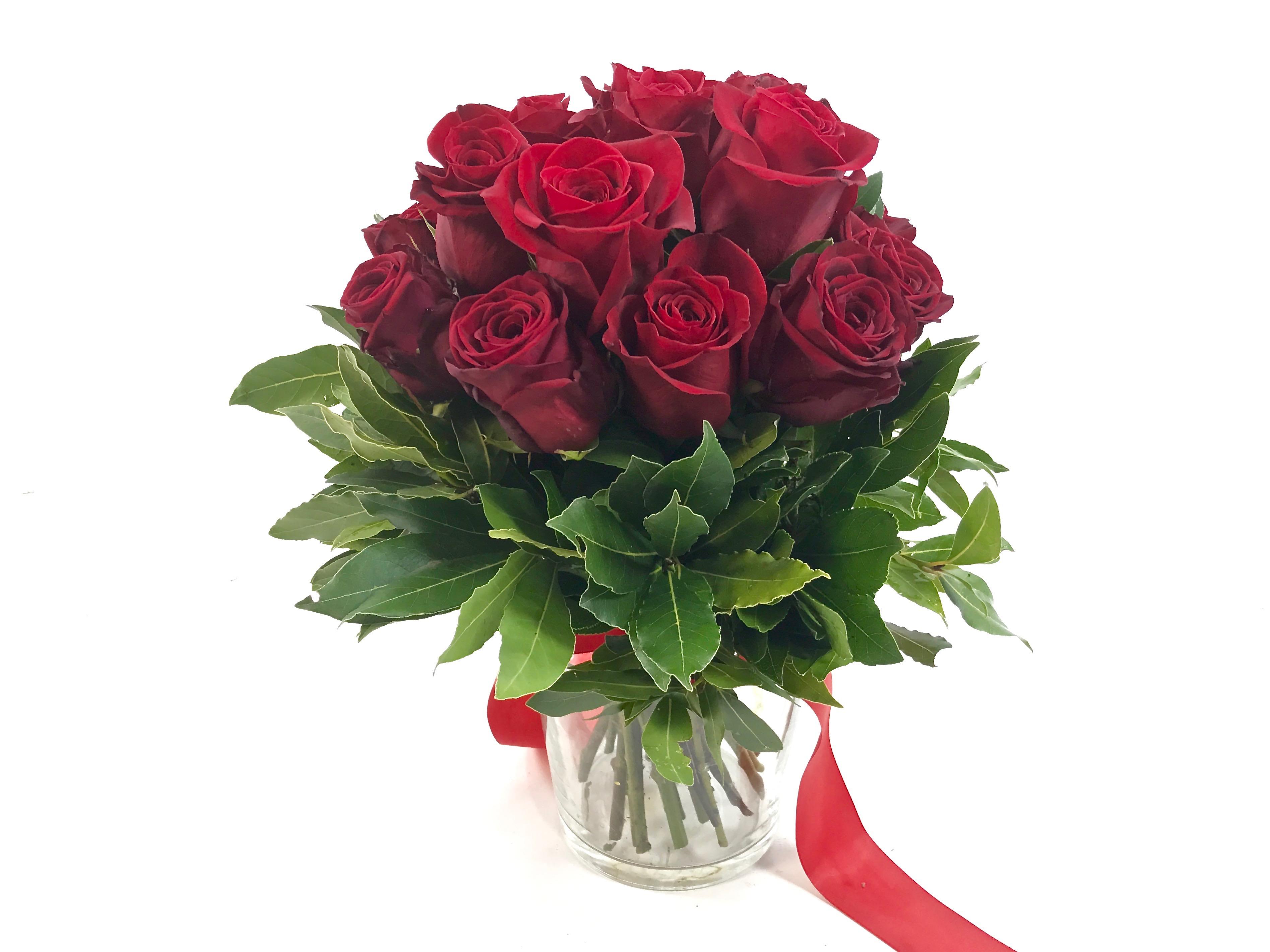 Bouquet per laurea di rose e alloro - Fiorit 69e7dded15ae