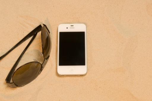 Canicule: comment éviter que ton smartphone ne grille au soleil?