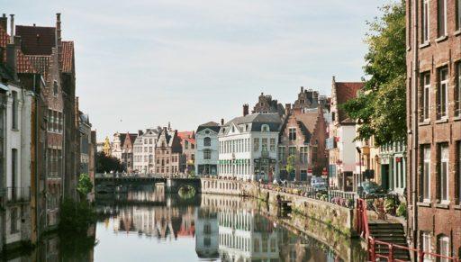 Les plus belles terrasses pour chiller au soleil à Gand