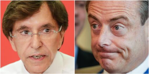 """La réponse d'Elio Di Rupo à Bart De Wever: """"S'imaginer que le PS fera l'appoint est une illusion"""""""