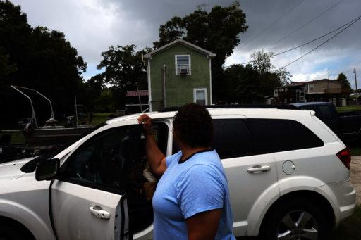"""Par peur d'un nouveau Katrina, la Nouvelle-Orléans s'active et prépare ses défenses contre """"Barry"""""""