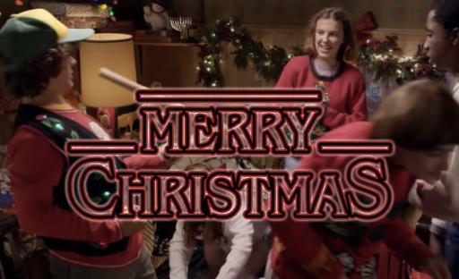 On est en droit d'espérer un épisode de Stranger Things spécial Noël