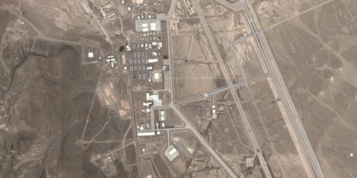 Plus de 630.000 personnes veulent percer le mystère de la Zone 51 en pénétrant dans ce lieu interdit