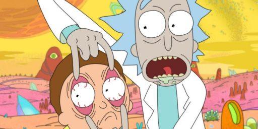 Rick et Morty: la saison 4 se dévoile avec 2 images, les théories fusent sur Reddit