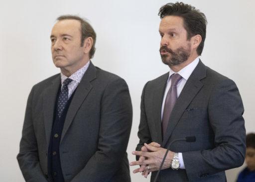 Abandon des poursuites pour agression sexuelle contre Kevin Spacey qui n'en a pas encore fini avec la justice