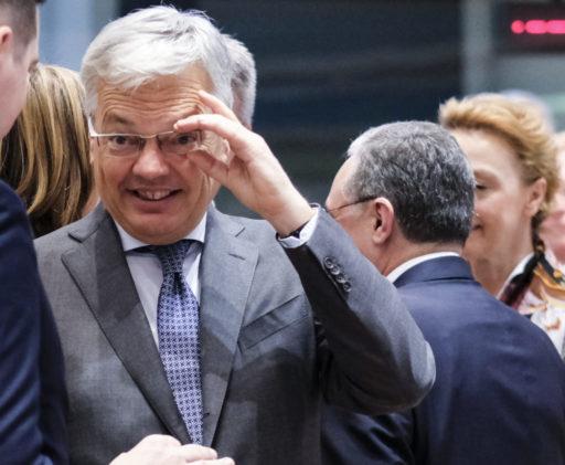 Didier Reynders (MR) a un plan pour constituer un gouvernement fédéral en plusieurs étapes