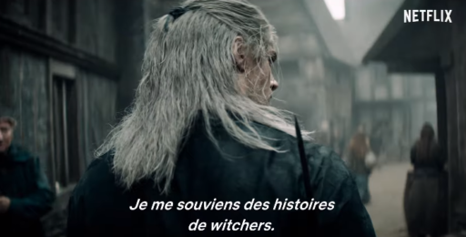 The Witcher | Teaser officiel VOSTFR | Netflix