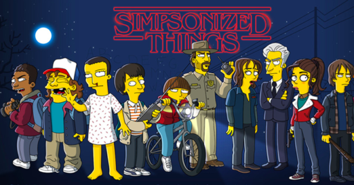 Prépare-toi, Les Simpson arrivent avec un épisode spécial Stranger Things…et un nouveau film