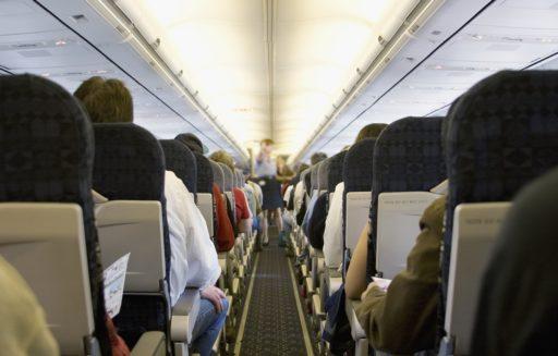 Une compagnie aérienne a cru bon de révéler les places auxquelles on a le plus de chances de mourir en avion