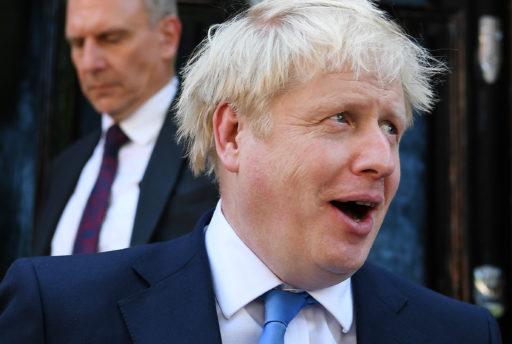 Le camouflet de BoJo: un Brexit sans accord perd du terrain