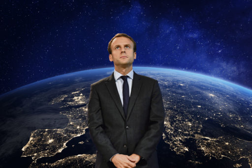 Tout ce qu'il faut savoir sur l'armée de l'espace que Macron prévoit pour 2030