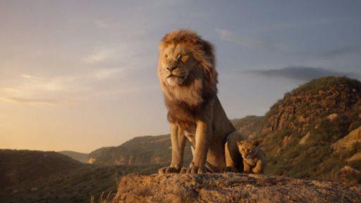 Dans la version 2.0 du Roi Lion, on ne retrouve qu'une seule image réelle et ça dessert le film