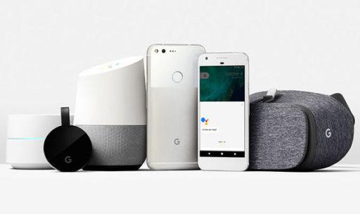 On ne demande qu'à les croire: Google promet des matériaux recyclés dans tous ses produits