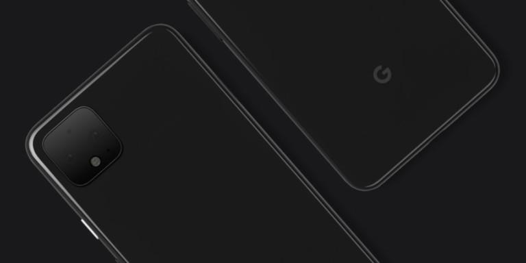 Une image officielle du Pixel 4: Google