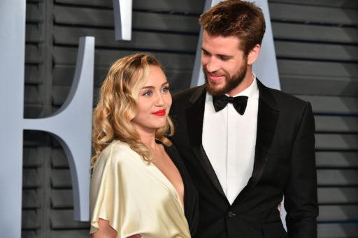 """""""Je ne lui souhaite que du bonheur"""": Liam Hemsworth réagit à sa rupture avec Miley Cyrus"""
