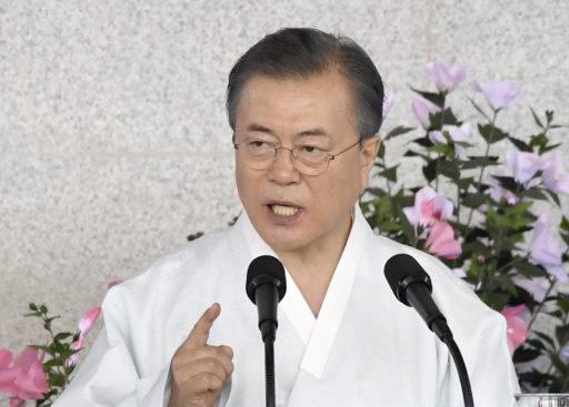Avec un peu de chance, tu verras l'île de Corée unifiée d'ici 2045 mais c'est loin d'être gagné