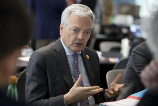 Didier Reynders en route pour le poste de Commissaire européen