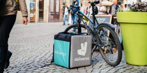 Voici où trouver un code promo pour ta commande Deliveroo en Belgique
