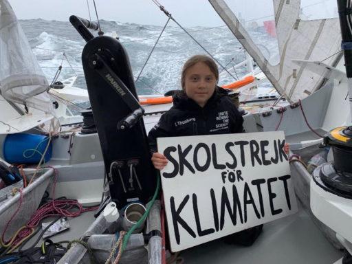 Greta Thunberg a parlé: elle appelle à manifester devant les ambassades du Brésil pour sauver l'Amazonie