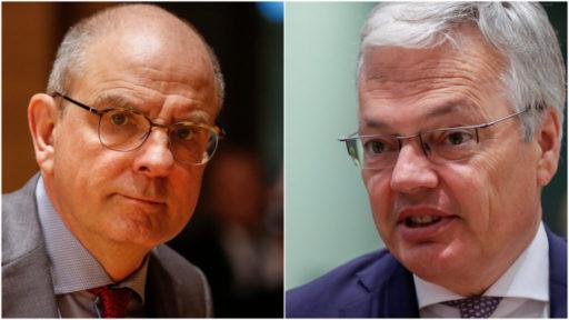 Avec Reynders en commissaire européen, Geens va-t-il passer par la case premier ministre?