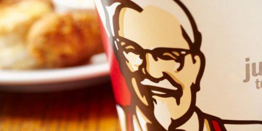 Au tour du KFC de tester de la viande sans viande