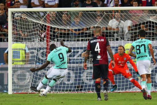 Premier match à l'extérieur pour Lukaku et premiers cris racistes à son encontre en Italie