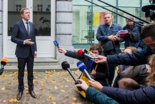 Dernier rush en Wallonie: l'heure de Paul Magnette à la présidence du PS?