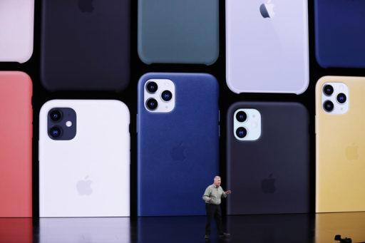 Voici le prix en euros des trois nouveaux iPhone