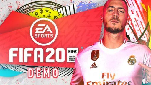 La démo de FIFA 20 est désormais dispo sur toutes le consoles et PC