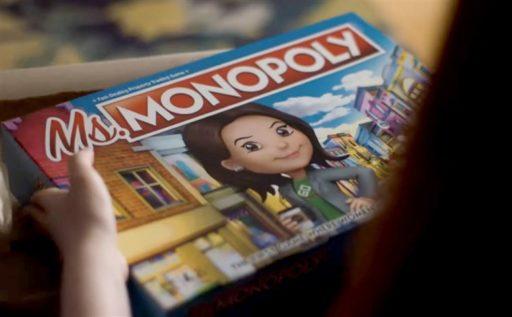 """L'écart de salaire existe toujours, mais dans """"Ms Monopoly"""", les femmes gagneront plus que les hommes"""