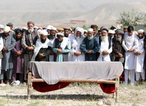 Un drone américain destiné à l'EI tue 30 agriculteurs en Afghanistan