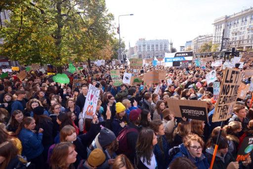 Tour d'horizon des marches pour le climat à travers le monde: gros succès de foule