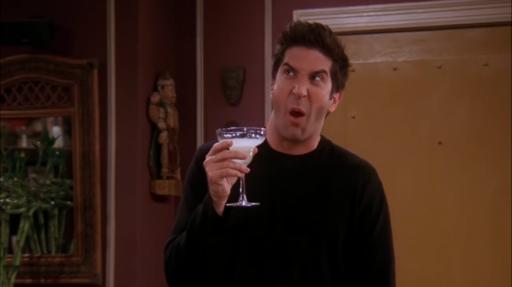 Ross est le personnage le plus populaire de Friends (sur Google en tout cas)