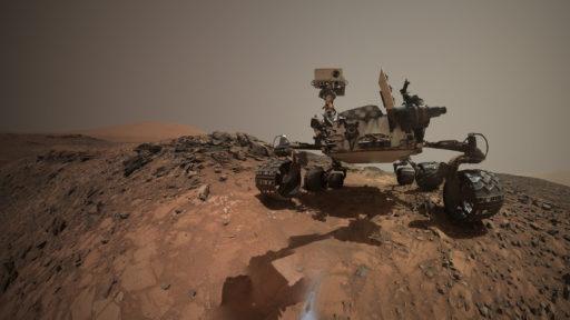 Mars, pas si déserte que ça: Curiosity a repéré les traces d'un ancien lac salé