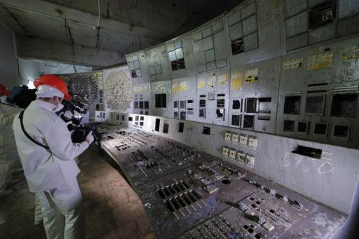 Toujours plus dans le dark tourism: il est possible de visiter la salle de contrôle de Tchernobyl