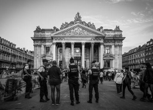 Boire de l'alcool la nuit sur le piétonnier de Bruxelles va devenir interdit