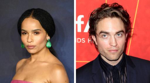 Zoé Kravitz en Catwoman accompagnera Robert Pattinson dans le prochain Batman
