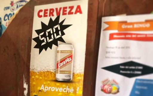 La Cara est vendue comme une bière de luxe au Costa Rica: 2 fois plus chère