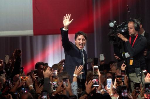 Malgré les scandales, Justin Trudeau est parti pour un deuxième mandat au Canada