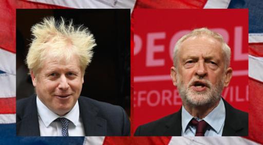Jusqu'au 12 décembre, l'Angleterre va vivre une campagne express tendue entre Corbyn et Johnson