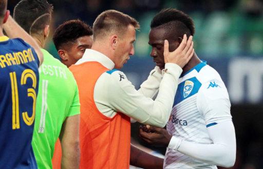 Balotelli VS Hellas Verone, le nouvel épisode raciste très gênant en Italie