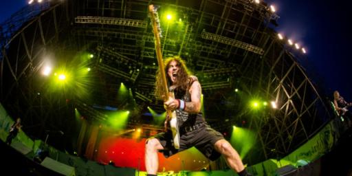 Graspop 2020 annonce sa première tête d'affiche: Iron Maiden