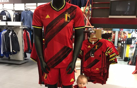 Maillot Diables rouges