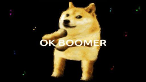 """""""Ok Boomer"""", la nouvelle arme contre les images de minions et la haine des millenials"""